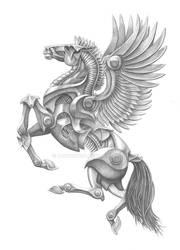 Mecha-Pegasus
