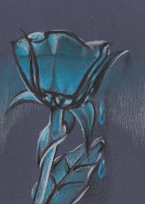 Glass rose 2 by Canuckdesz