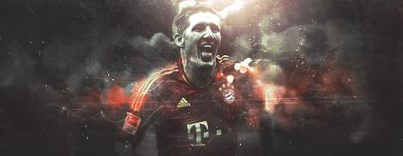 schweinsteiger Sign by Jordan1411