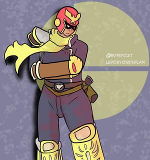 Ultimate 11 - Captain Falcon