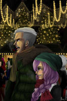 SecretSanta for TrollerBridge by Arin-ya