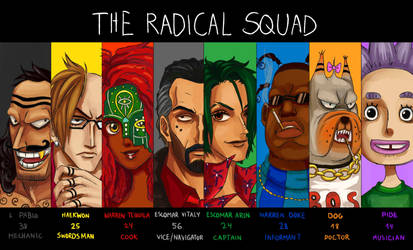 The Radical Squad