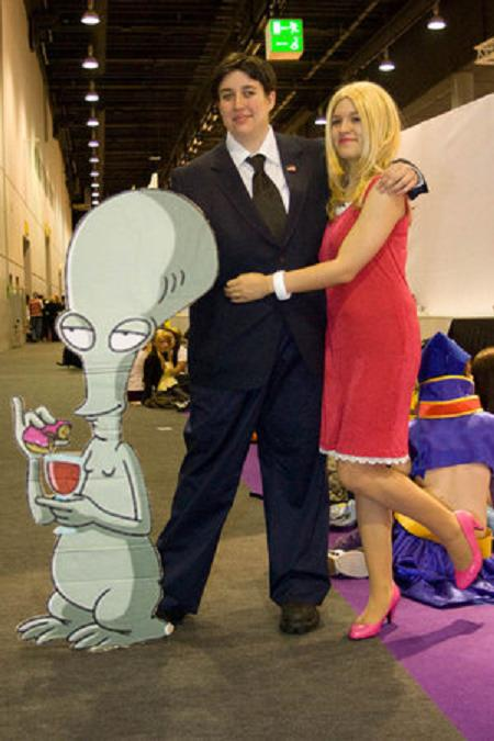 Stan and Francine Smith   by Eric--CartmanFrancine Smith Costume