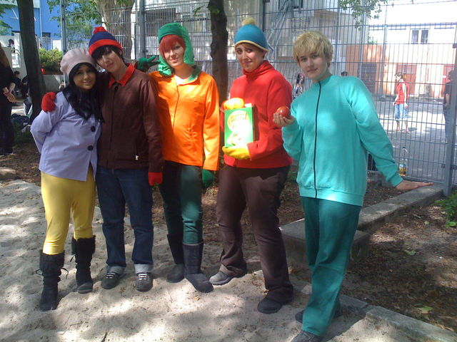 Awesome South Park Cosplay 7 By Eric Cartman On Deviantart