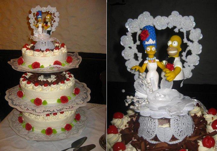My Wedding Cake :D by Eric--Cartman