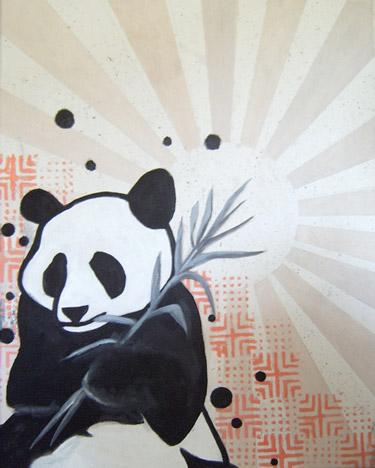 Panda by kimrhodes