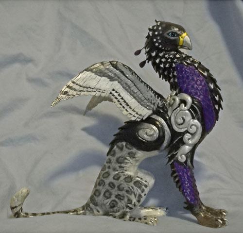 Leopard Griffin by kimrhodes