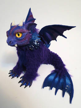 purple finned dragon