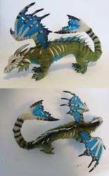 undead sea-dragon by kimrhodes