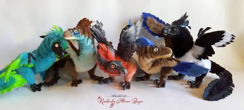 Custom color Raptors