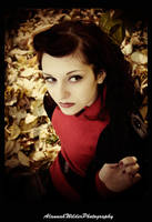 _Autumn Melancholy_ by AlannahWilder