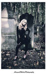 .Cemetery Fashion. by AlannahWilder