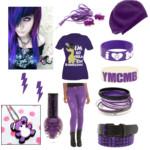 Purple by Fliberdyfloberdyding