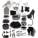 black and white by Fliberdyfloberdyding