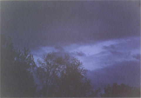 Twas Night by plutoniancrow