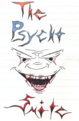 The Psycho Smilie by plutoniancrow