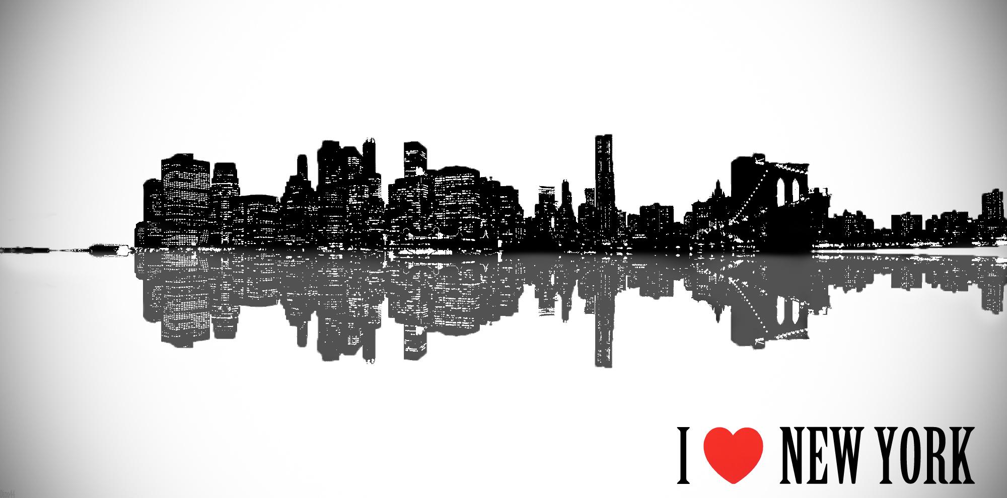 I love New York by Dino44