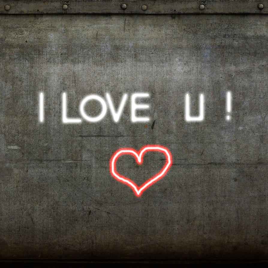Love U: I Love U. By Dino44 On DeviantArt