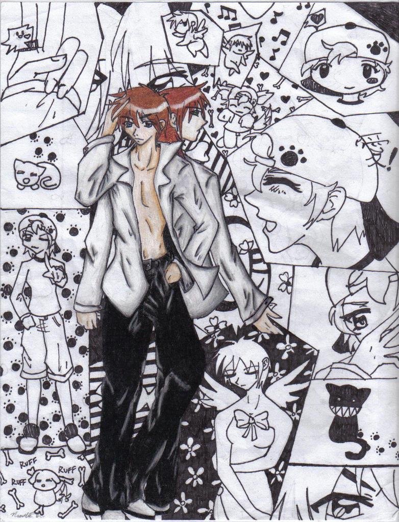 Nik's Present by Shuichi-KunLina