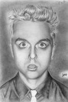 Billie Joe Armstrong-retouched by leomessi111