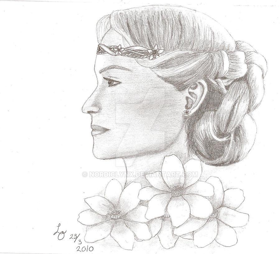 Lady of Rohan
