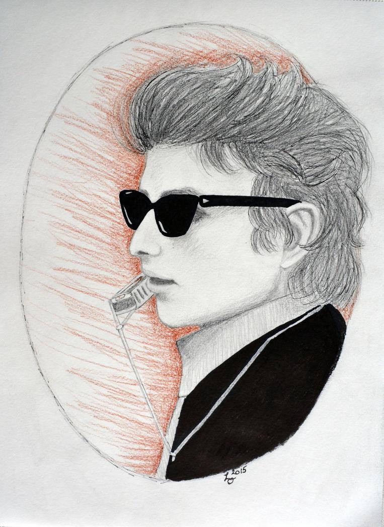 Bob Dylan by NordicLynx