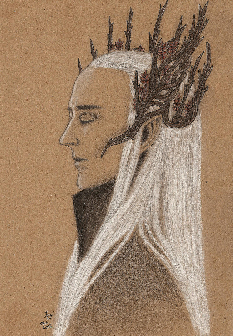 Thranduil by NordicLynx