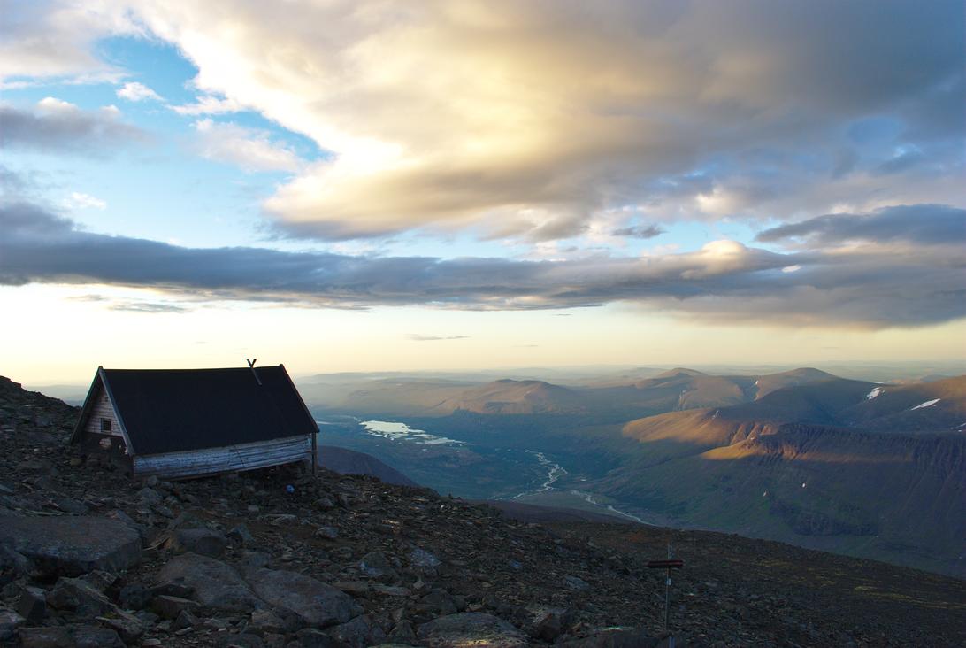 Morning stillness by nsrosenqvist
