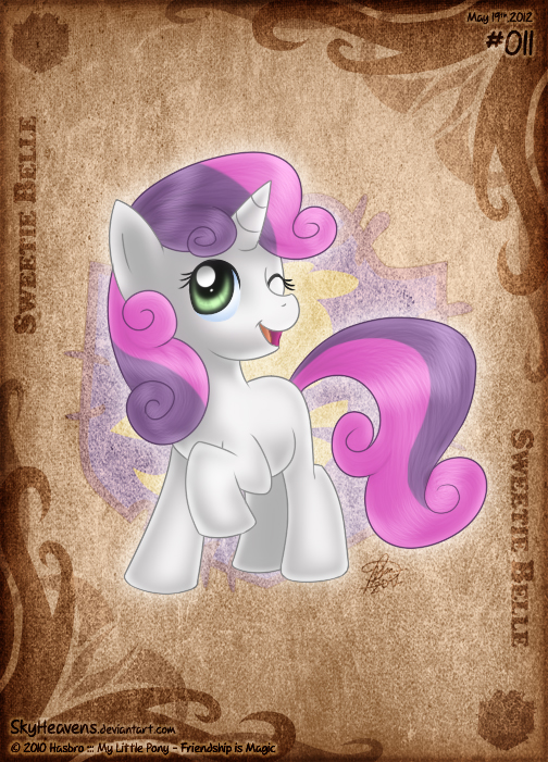 MLPC - Sweetie Belle by SkyHeavens