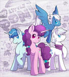 Ponies of Four