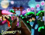 Summer'11 by Tsuki--Sama