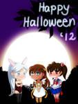 Happy Halloween '12 by Tsuki--Sama
