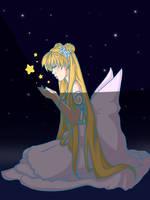 Princess Serenity by Tsuki--Sama