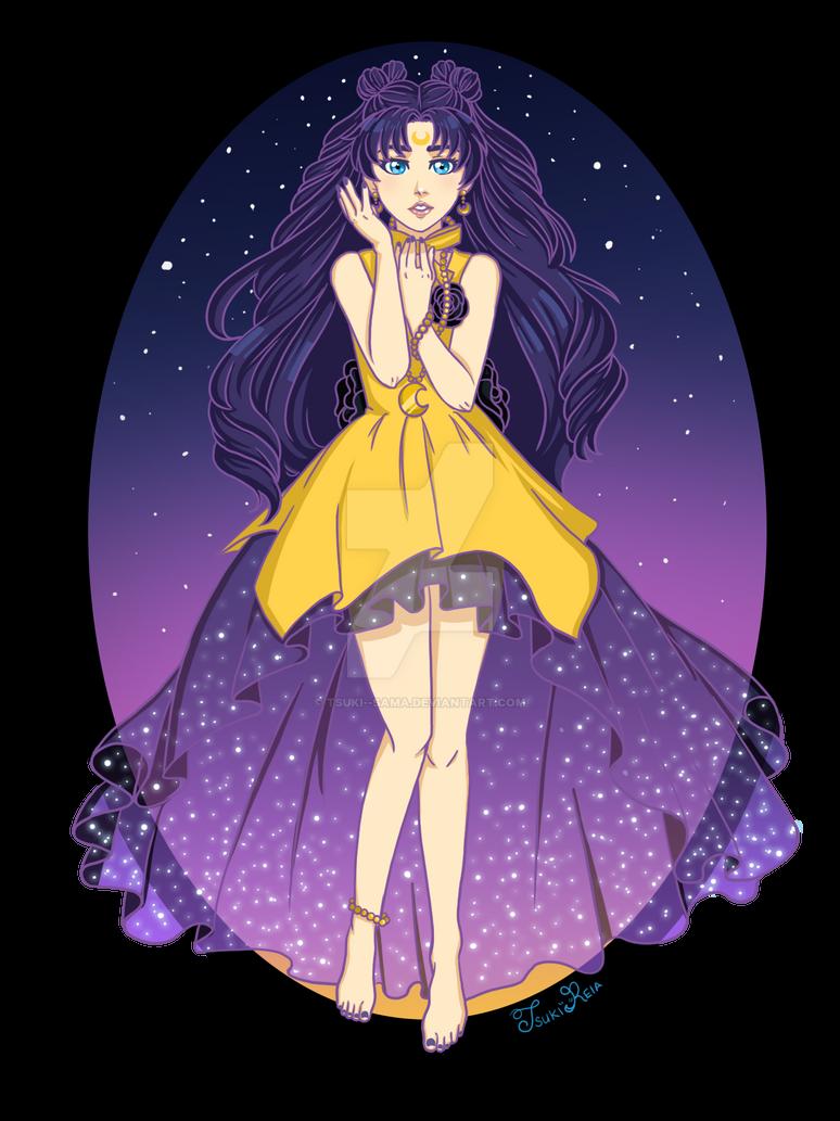 Luna by Tsuki--Sama