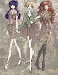 Transitional Dresses, part 1