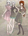 Transitional Dresses, part 2