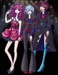 Visual Kei fashion, part 1