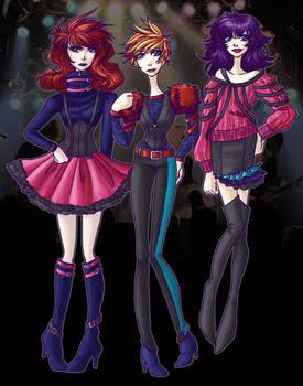 Visual Kei fashion, part 2