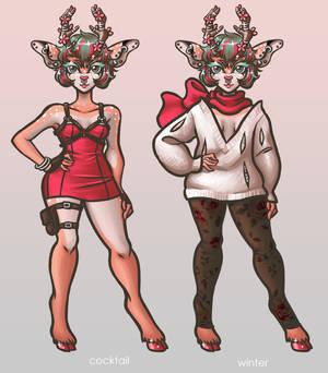 Artemis Outfits [pt2]