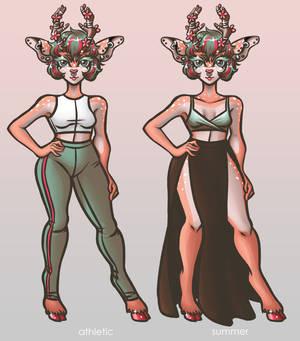 Artemis Outfits [pt3]