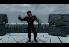 Dancing Cicero by scrapstrify
