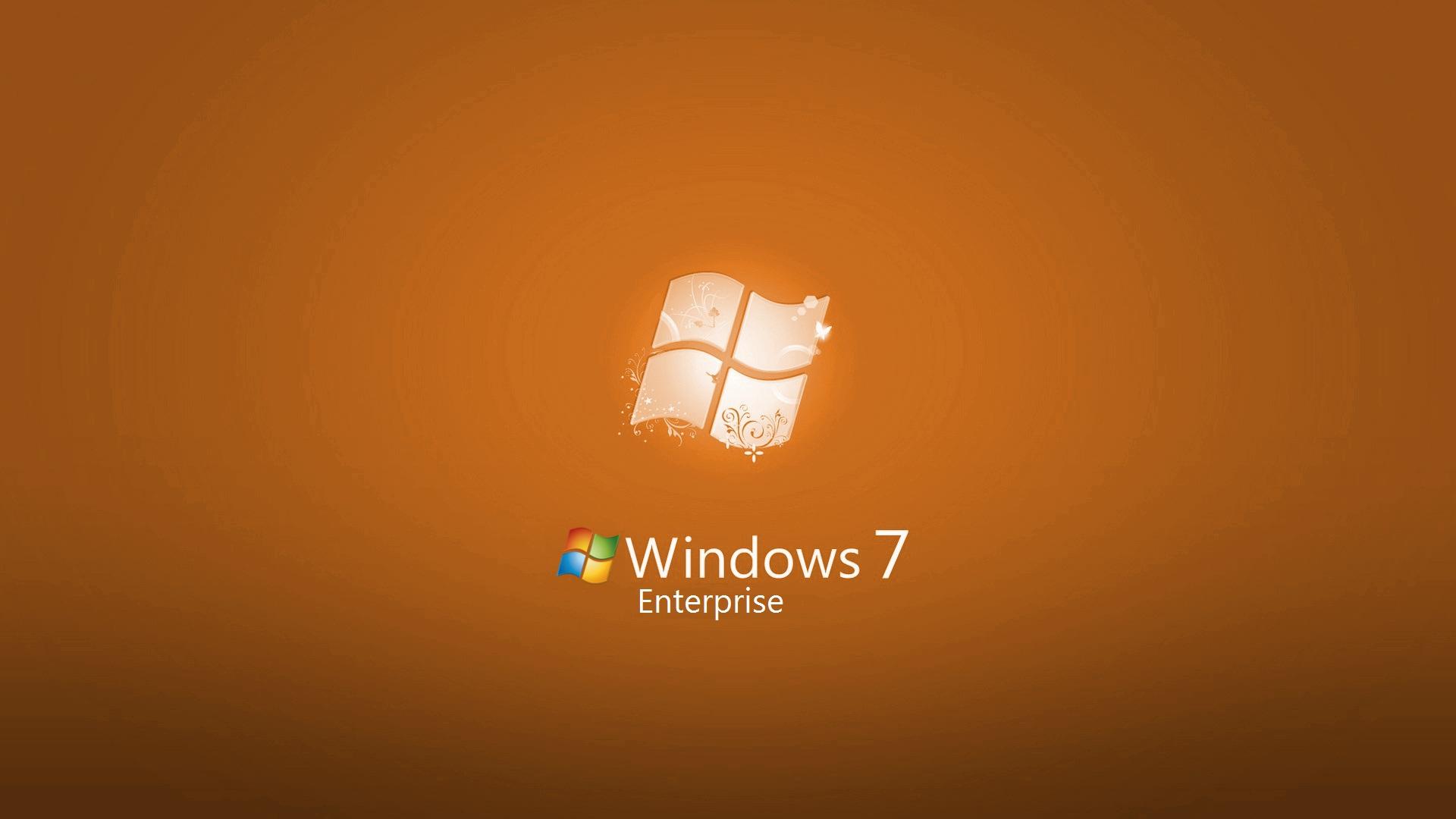 Windows 7 Enterprise Wallpaper 1920x1080 By Jwc59382 On Deviantart