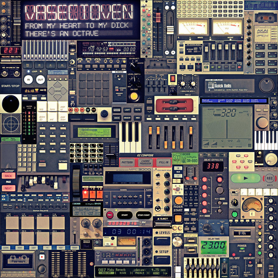 Vasectoven CD Cover by rootout