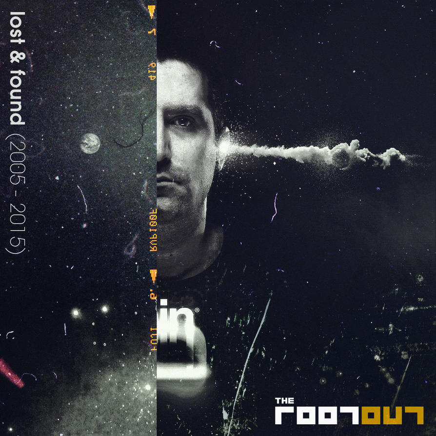 The Root Out - Lost And Found Front by rootout