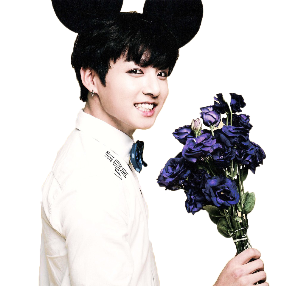 {PNG} BTS Jungkook Season Greetings By Souqoreans On