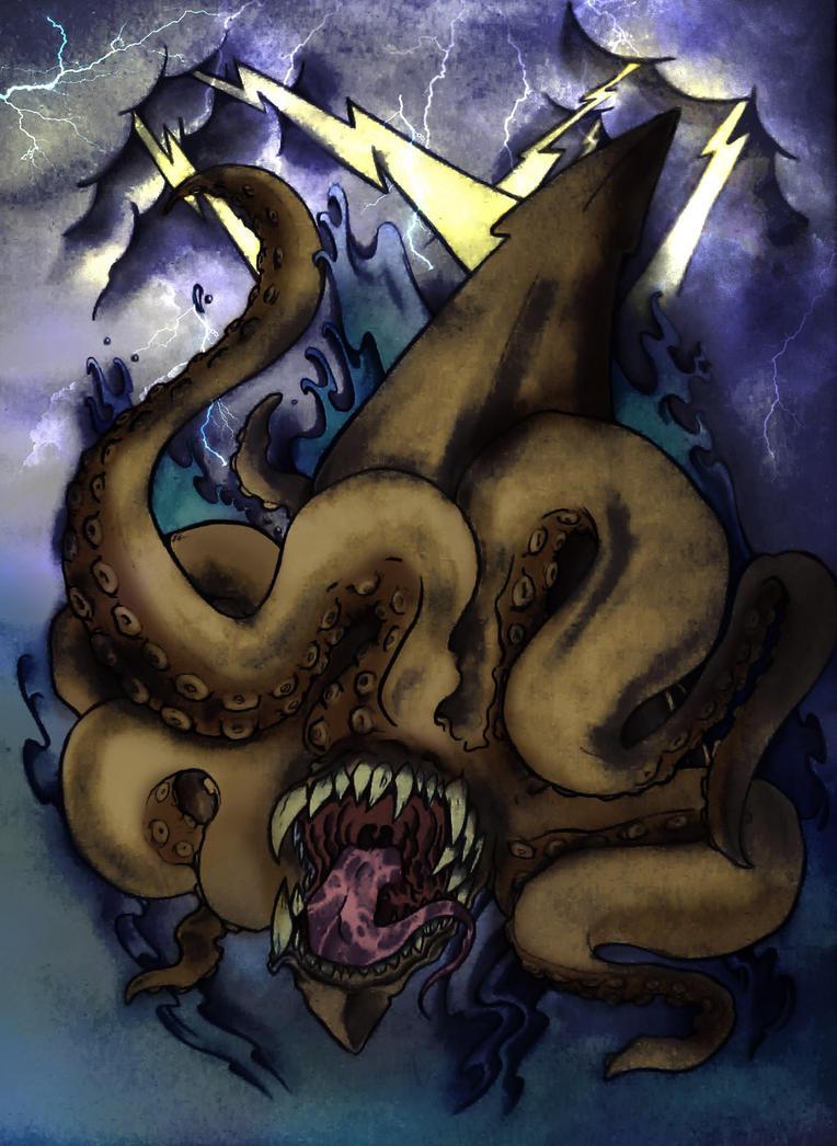 The Kraken by RiversStudio86