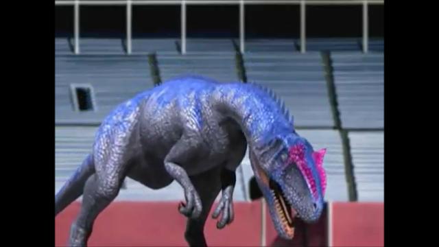 dinosaur king - allosa...