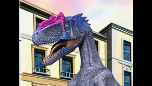 Dinosaur King Allosaurus Food By Stitch Angel On Deviantart