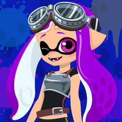Inkling oc thingy