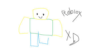 Amazing Roblox Picture Wow